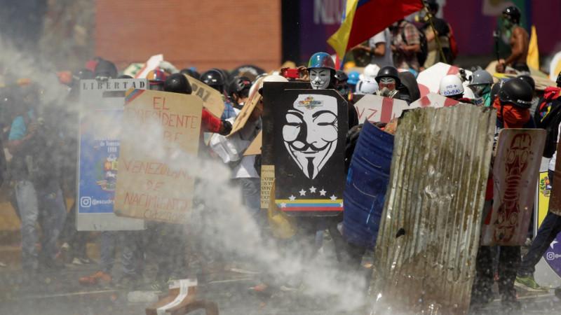 Caracasvenezuelaprotestas